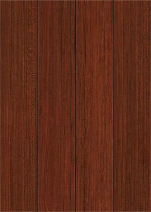 teak hardwood flooring example