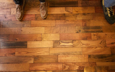 Pallet Flooring, Everything You Need To Know [And More]
