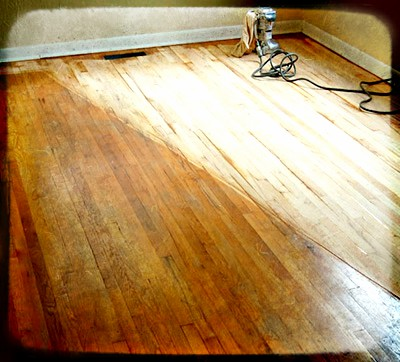 Refinishing Your Hardwood Floors