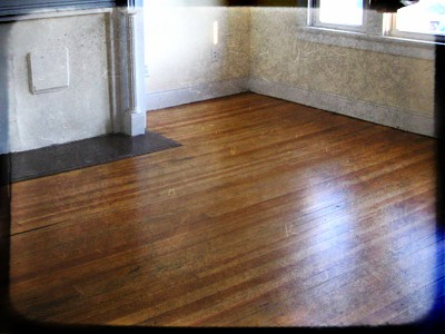 Refinishing your hardwood floors is definitely worth it
